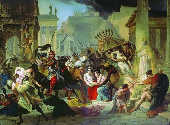 Genseric_sacking_Rome_455[1] wikipedia